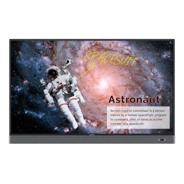 """BenQ RM6502K 65"""" 4K UHD Interactive Touchscreen"""