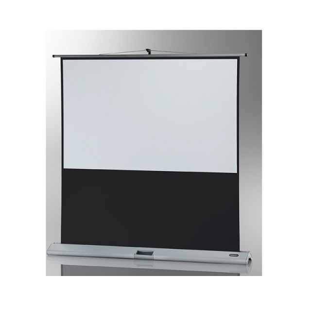 Roche 16:10 Professional Portable Floor Screens with Integrated Pole Support