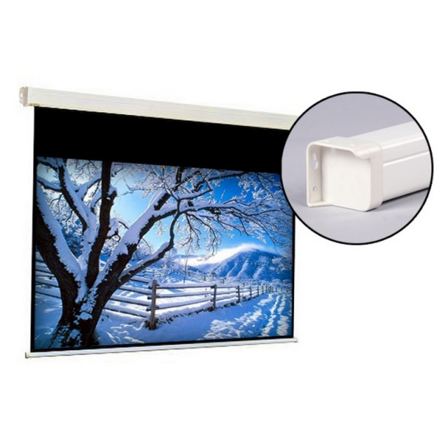 Roche 16:10 Quality Manual Projection Screens