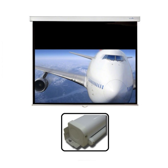 Roche 16:9 Quality Manual Projection Screens