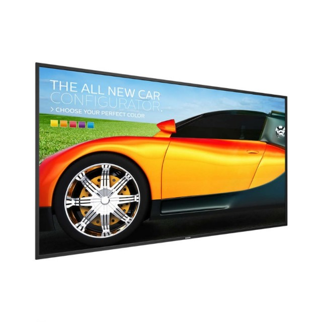 """Philips 50BDL3050Q 50"""" 4K UHD LED 18/7 Commercial Display inc Free Signage Software"""