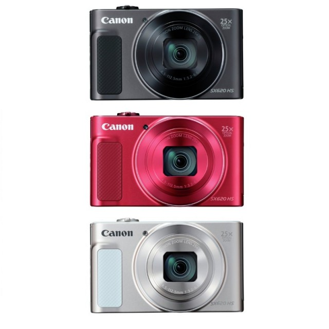 Canon SX620 20MP Camera with WiFi