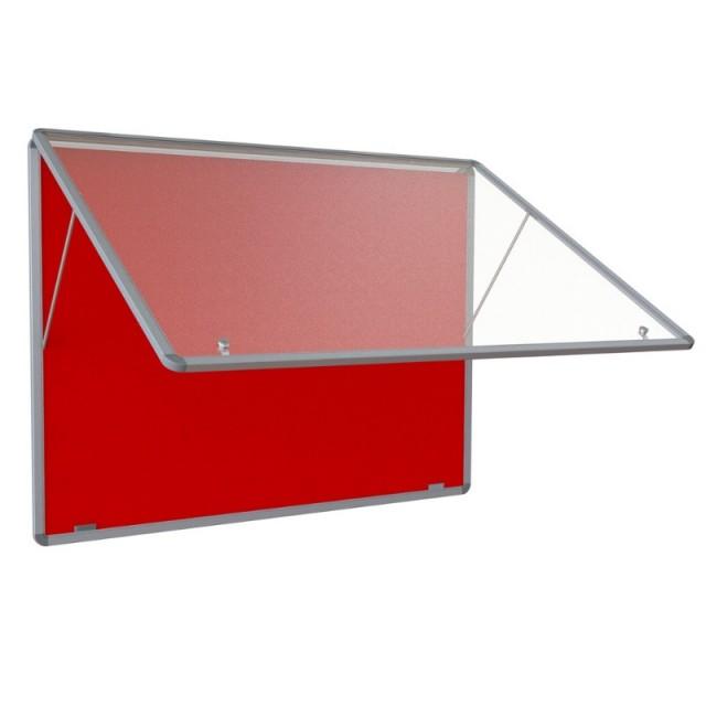 Roche Flameshield Tamperproof Noticeboards (Top Hinged)