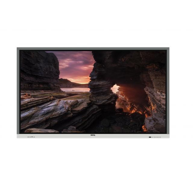 """BenQ RE7501 75"""" 4K UHD Interactive Touchscreen"""