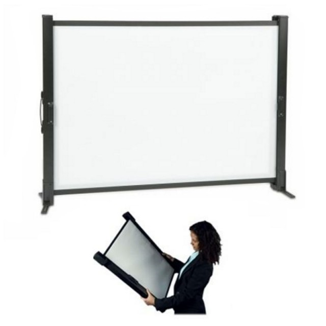 "Roche 50"" Tabletop Screen (102 x 76cm - Viewing Area)"