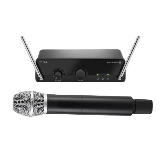 Beyerdynamic TG 100 H-Set Wireless Microphone System (Handheld)