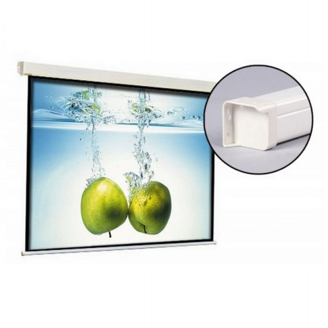 Roche 4:3 Quality Manual Projection Screens