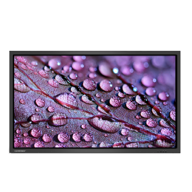 """Clevertouch 65"""" V-Series 4K UHD Touchscreen"""