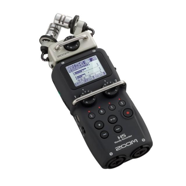 Zoom H5 Voice Recorder (4 Track)